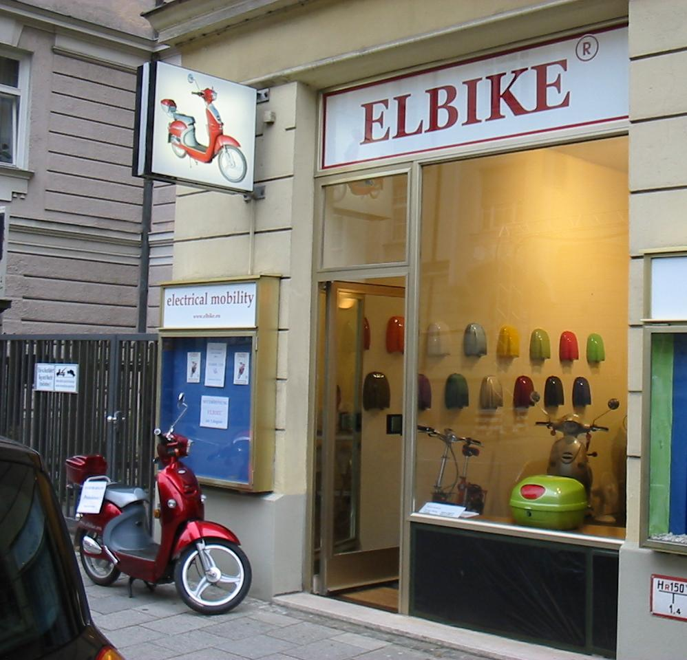 ELBIKE Showroom